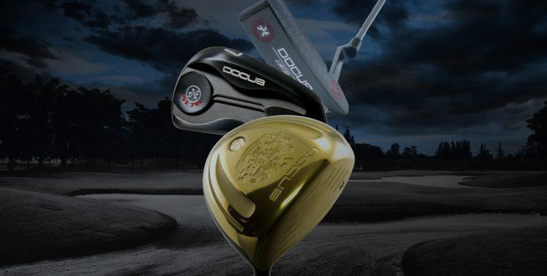 Gậy Golf Docus DCI711 BLACK