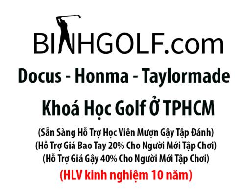 khoá học golf ở TPHCM