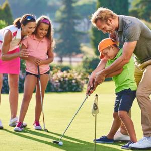 Khóa học chơi Golf tại Hồ Chí Minh