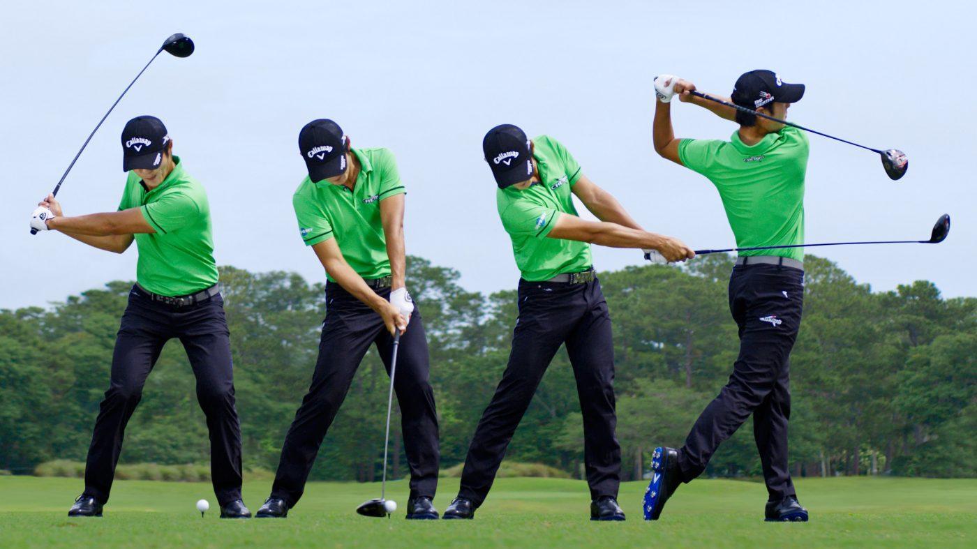Tư thế và cách cầm gậy golf đúng chuẩn