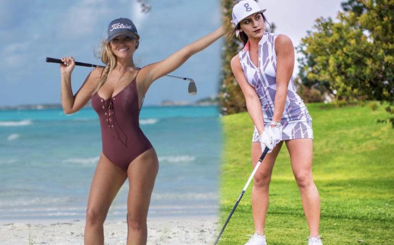 Sức Hút Của 16 Nữ Hoàng Golf Xinh Đẹp 2018