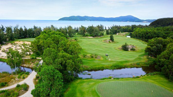 Sân Golf Laguna Lăng Cô-Thừa Thiên Huế
