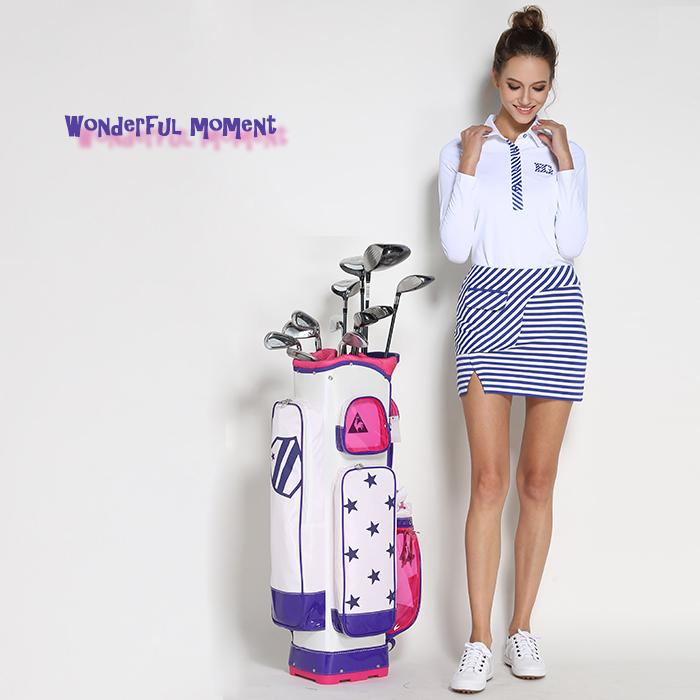 Set Váy Áo Golf Nữ BG