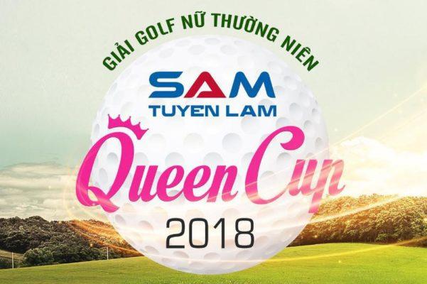 Giải Golf Nữ Thường Niên SAM TUYỀN LÂM GOLF & RESORTS