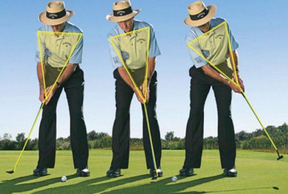 3 bước thiết lập tư thế chuẩn xác khi gạt bóng