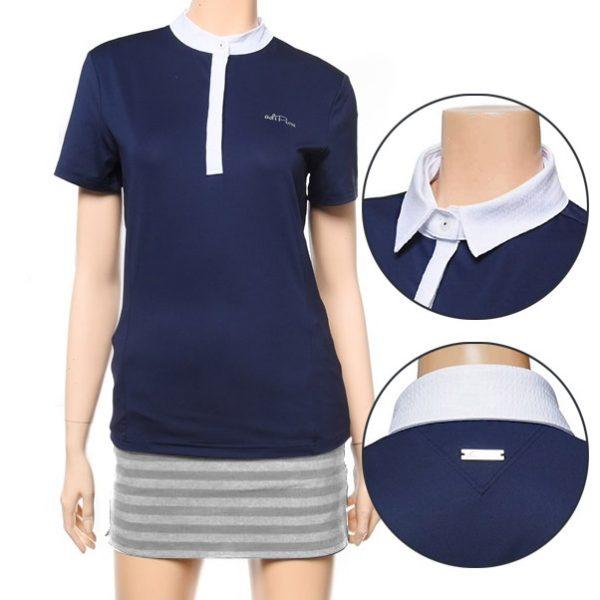 Áo Thun Golf Adidas Nữ