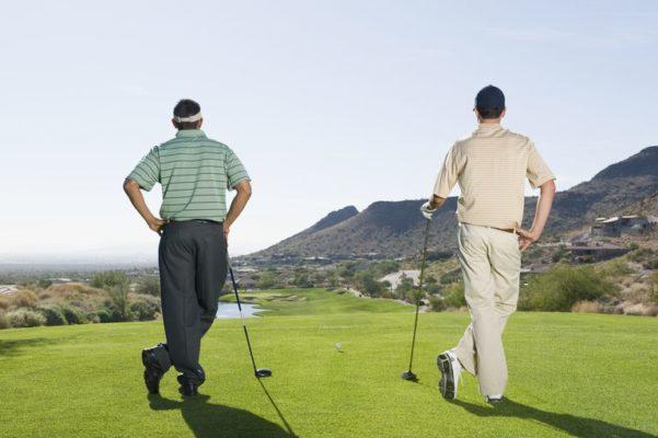 Những kiến thức cơ bản tổng quan về golf