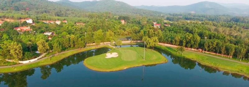 Sân Golf Đại Lải - Dai Lai Star Golf Country Club