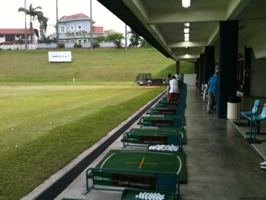 Sân tập Golf Rạch Chiếc