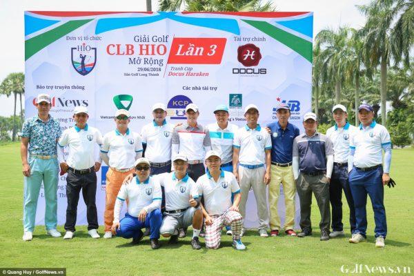 Lê Công Vinh quyết tâm chinh phục Giải Golf CLB HIO Mở rộng Lần 3 - Tranh cúp Docus Haraken