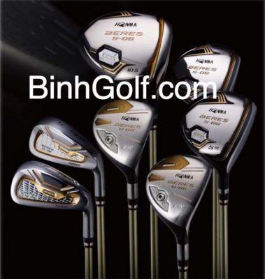 Bộ Gậy Golf Honma Beres IS06 2 Sao New Model
