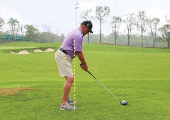 Những nguyên tắc cơ bản ở trong golf