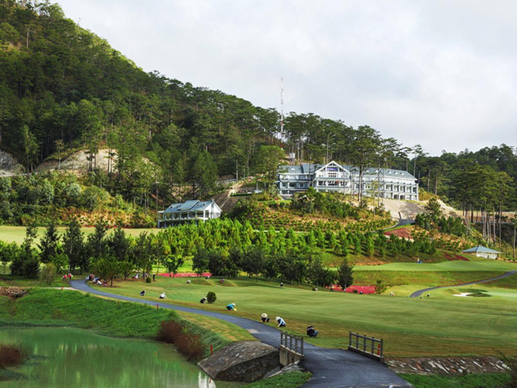 Sân Golf SAM TUYỀN LÂM GOLF CLUB Đà Lạt