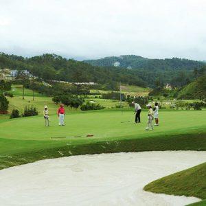 Sân Golf SAM TUYỀN LÂM GOLF CLUB