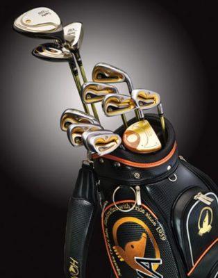 Các thương hiệu gậy golf nổi tiếng