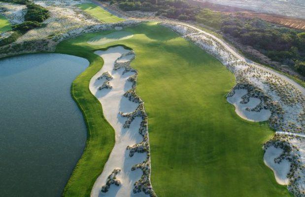 Giống cỏ Zeon Zoysia mới cho các sân golf Việt