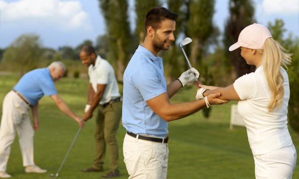 Nên bắt đầu với golf như thế nào