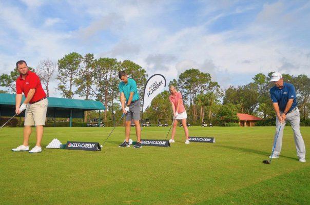 Học đánh golf ở đâu trong năm 2020?