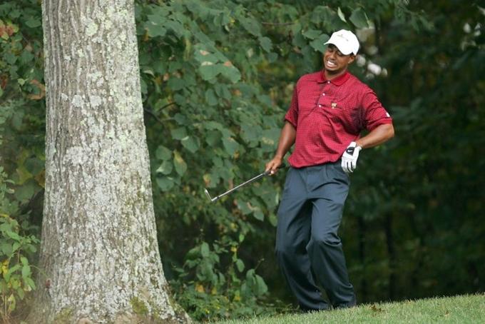 6 chấn thương thường gặp khi chơi golf