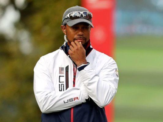 Tiger Woods một bước đến đội tuyển Ryder Cup của Mỹ