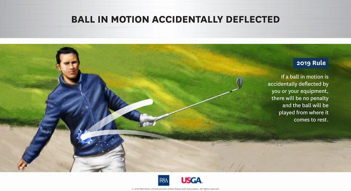 Luật golf 2019 có gì mới?