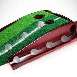 Thảm Tập Golf Gỗ Putting Green