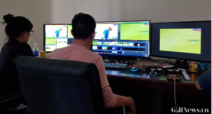 Golf News có công nghệ livestream sự kiện golf mang tính đột phá