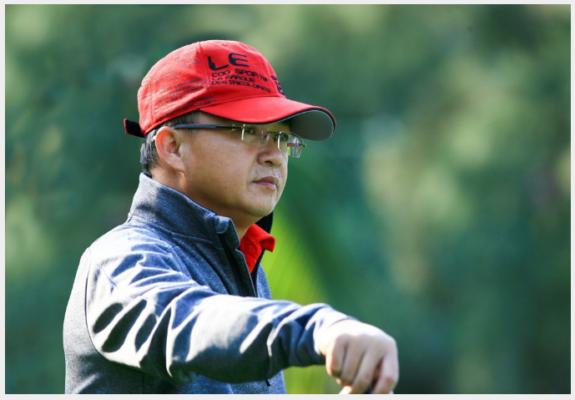 Huấn Luyện Viên (HLV) Golf Nguyễn Đình Châu