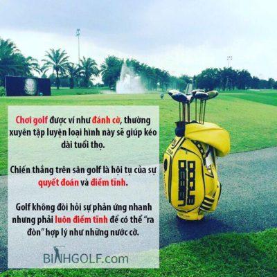 Cho thuê gậy golf TPHCM