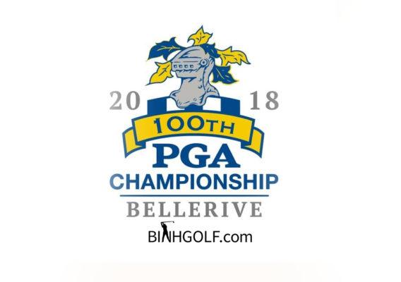 PGA Championship 2018 lần thứ 100 lịch chiếu TV, Live Stream, Tee times