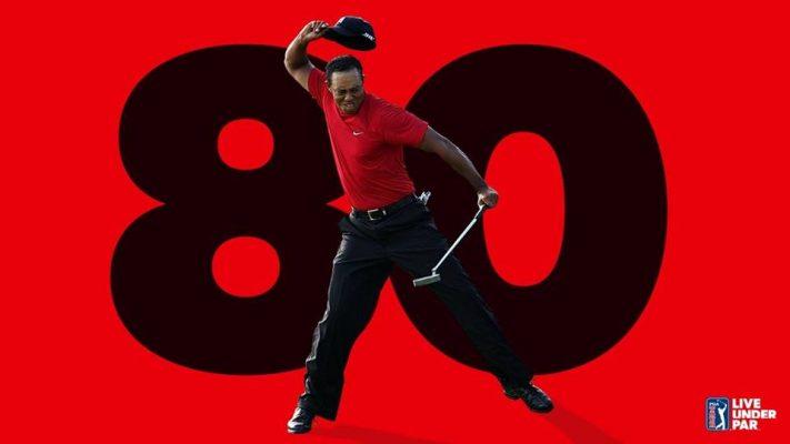 Bộ gậy gôn (golf) giúp Tiger Woods giành danh hiệu PGA Tour thứ 80Screenshot3