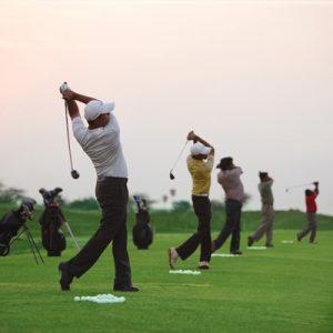 Khóa Học Đánh Golf Tại Sân Tập Golf Rạch Chiếc