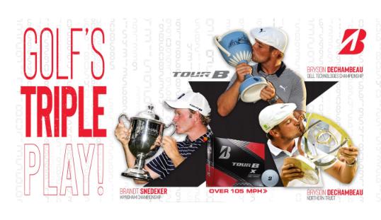 Bóng golf Tour B của Bridgestone tại sao được golfer nổi tiếng ưa chuộng?