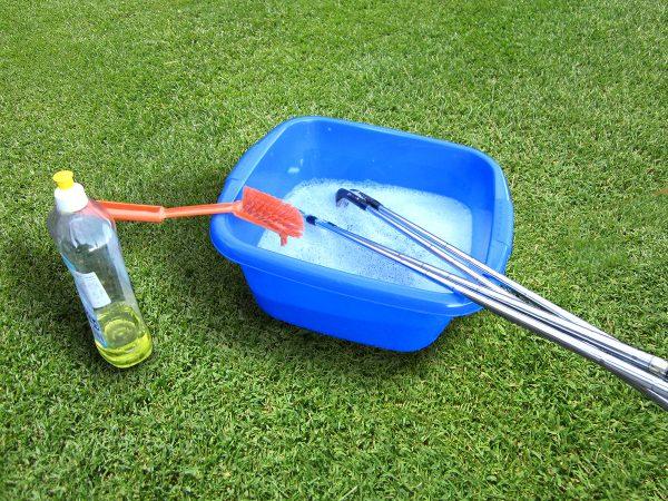 Hướng dẫn cách vệ sinh và bảo quản gậy golf (gôn)