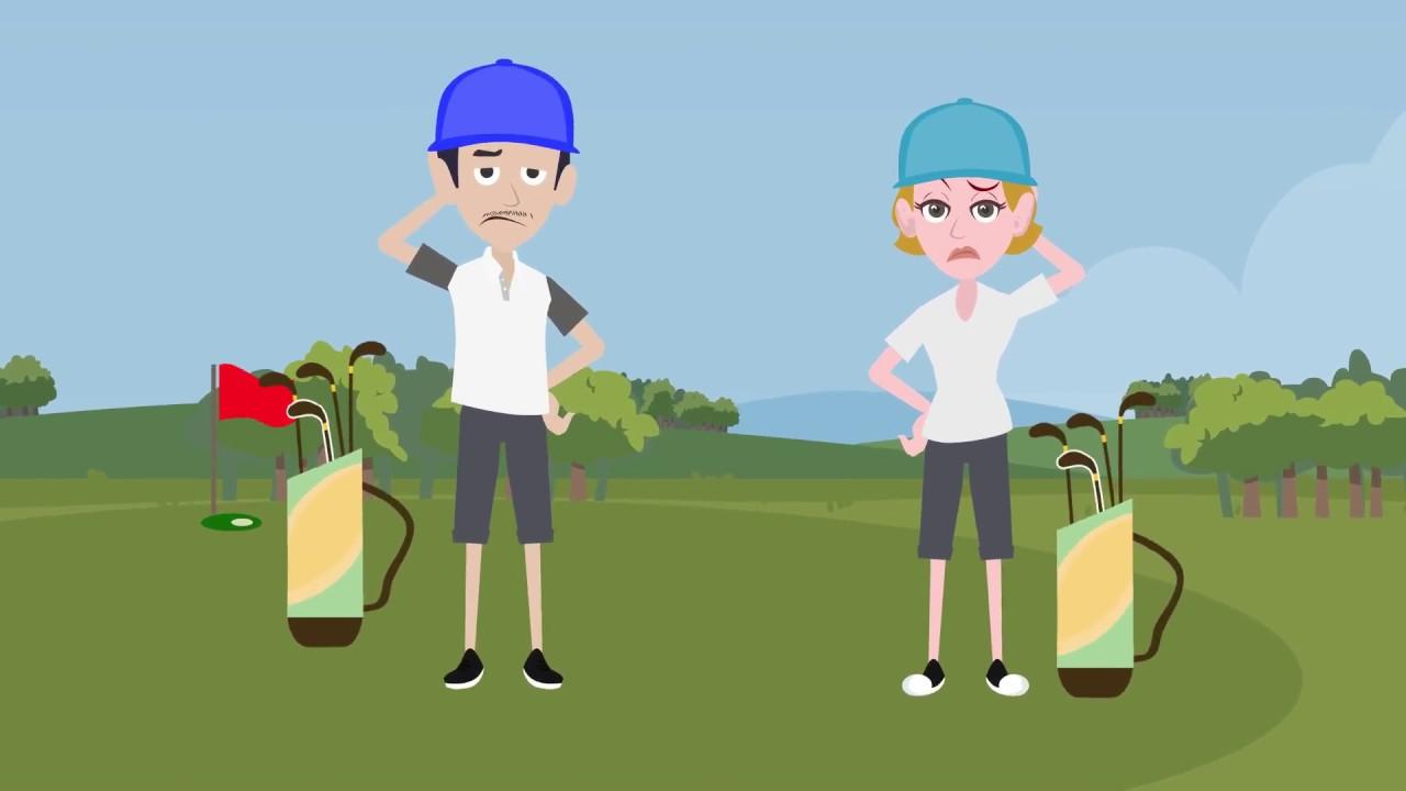 Thuật ngữ trong chơi (đánh) Golf cơ bản Phần 1 Từ A đến D