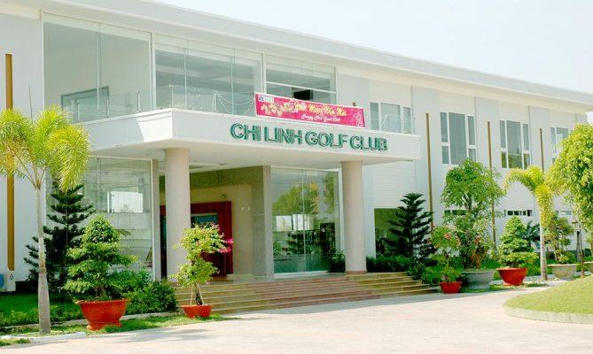 Sân tập golf Chí Linh Vũng Tàu