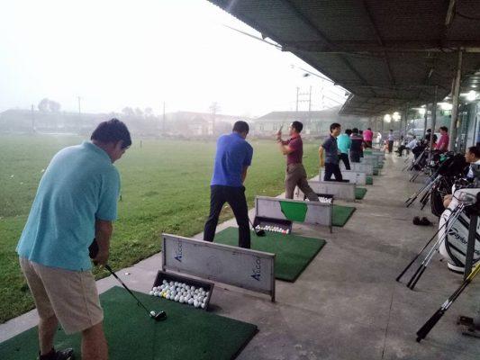 Sân tập golf Hà Tĩnh