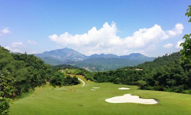 Sân gôn Geleximco Hòa Bình - Hilltop Valley golf club