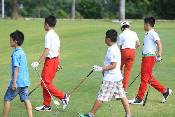 Khoá Học Đánh Gôn (Golf) Trẻ Em Ở Bà Rịa Vũng Tàu