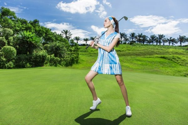 Thời Trang Golf Nữ 2019