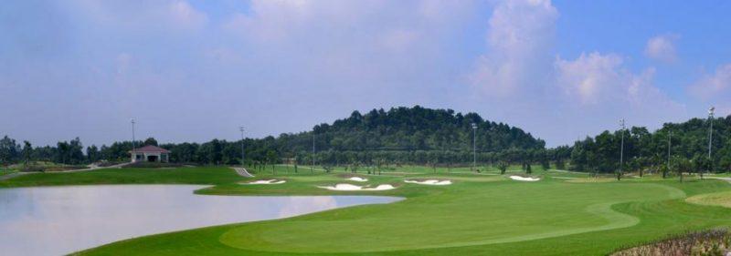 Sân gôn (golf) Sóc Sơn Hà Nội BRG Legend Hill Golf Resort