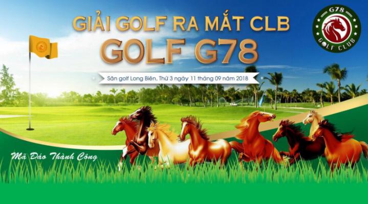 Câu lạc bộ Golf Những người bạn G78