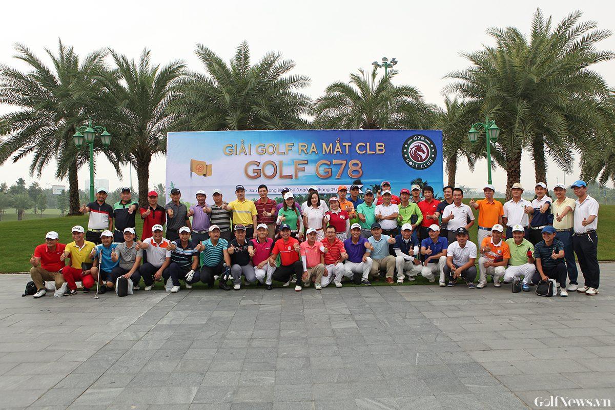 Câu lạc bộ Golf Những người bạn G781 (1)