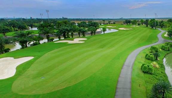 Khoá Học Đánh Gôn (Golf) Ở Sân Golf Sông Bé Bình Dương