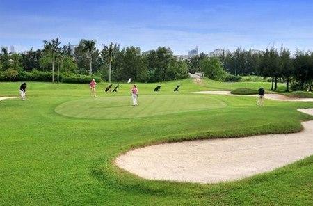 Khoá Học Đánh Gôn (Golf) Ở Quận 7