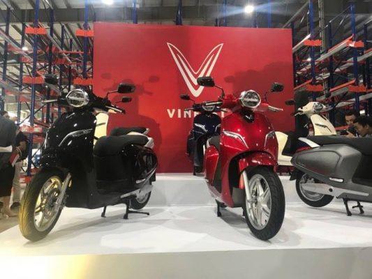 Bảng giá xe máy điện VinFast tháng 11/2018
