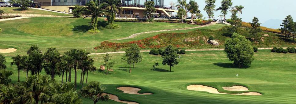 Sân Gôn (Golf) Chi Linh Star Golf & Country Club Hải Dương
