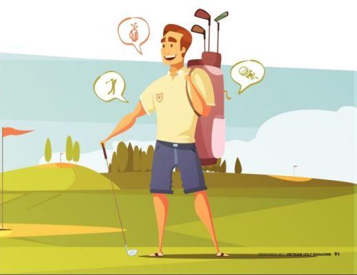 Học đánh golf cơ bản có cần Huấn Luyện Viên (HLV)