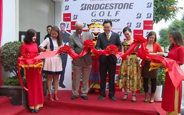 Cửa hàng gôn Bridgestone Golf Concept Shop tại Hà Nội