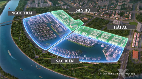 Biệt Thự Vinhomes Marina Cầu Rào 2 ra mắt thị trường Hải Phòng